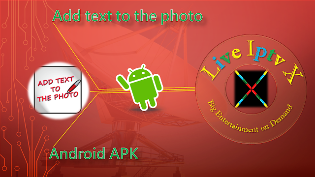 Add text APK