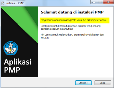 Download Installer Patch PMP 1.3