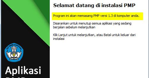 Download Updater Aplikasi Pmp 1 3 Link Alternatif Guru Galeri