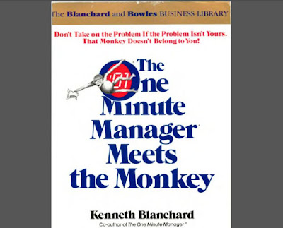 [Ken Blanchard, William Oncken, Hal Burrows] The One Minute Manager Meets the Monkey English Book in PDF