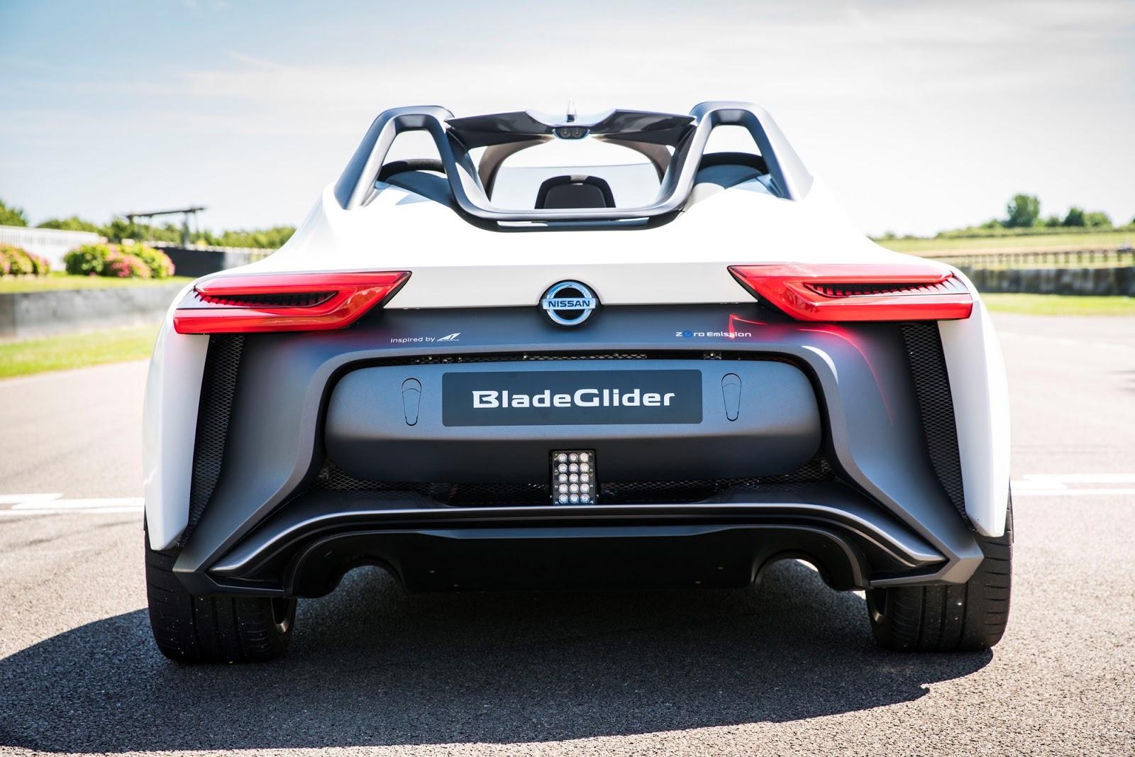 H Nissan με το BladeGlider, γιορτάζει 70 χρόνια στην ηλεκτροκίνηση