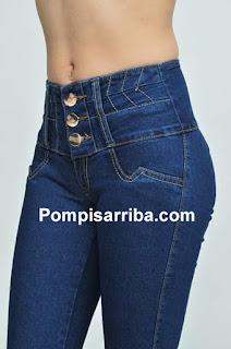 Jeans de Ninel Conde en donde venden pantalones  pompis arriba jeans 2016