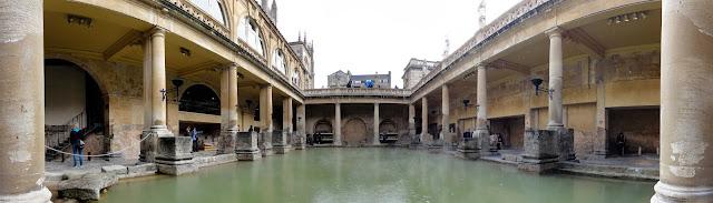 Roman Baths - www.visit-stonehenge.com Tours