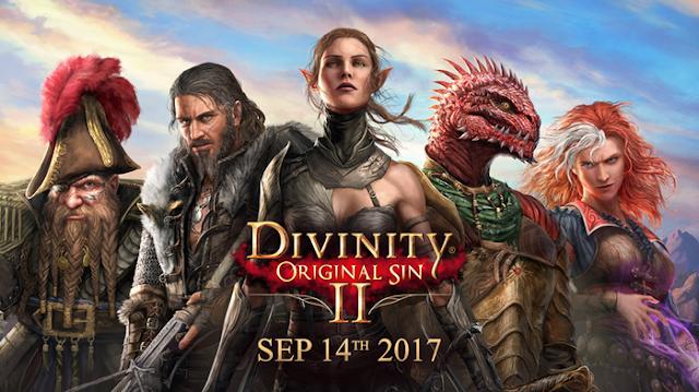 اللعبة الخامسة: divinity: Original Sin 2