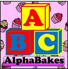 Alphabakes blog challenge