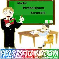 Model Pembelajaran Scramble