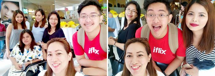 Ystilo Salon Abreeza Mall Davao