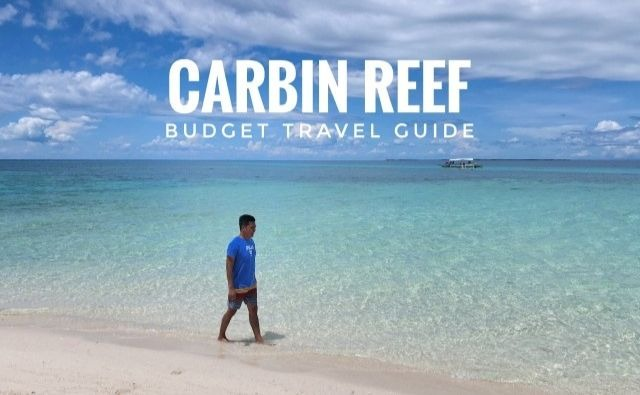 CARBIN REEF SAGAY NEGROS OCCIDENTAL How to Get There, DIY Itinerary, Budget, Expenses, and More!