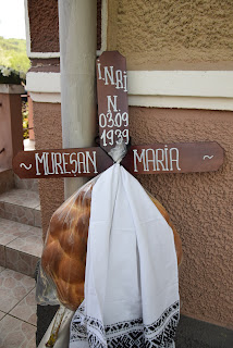Inmormantarea Mamei Maria Moldovan, Ghirisu Roman-Cluj