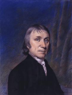 joseph priestley retrato image