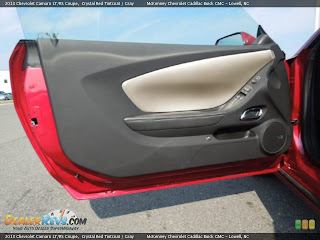 2017 Chevrolet Camaro LT/RS Coupe Photo's