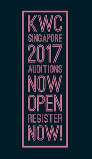 Karaoke World Championship Singapore 2017 Auditions