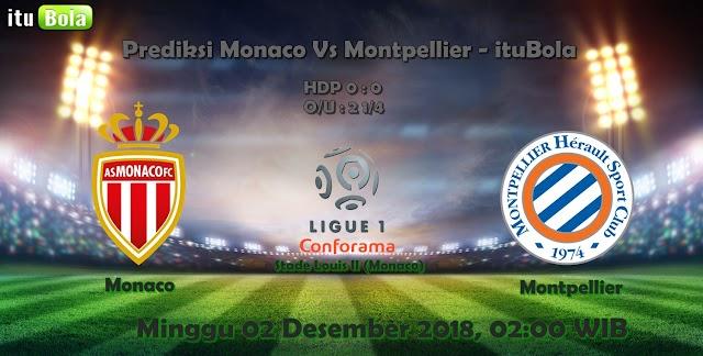 Prediksi Monaco Vs Montpellier - ituBola