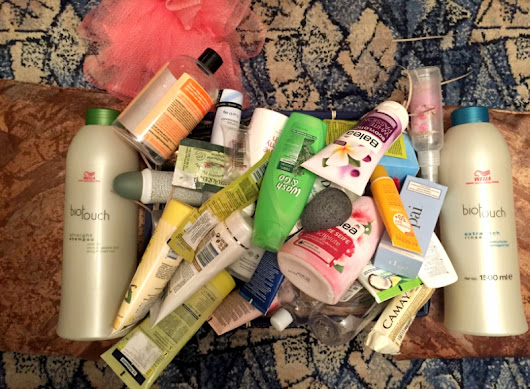 Trash 'em! *empties - autumn-winter edition* ~ Deea D.
