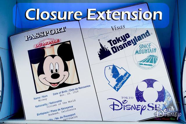 東京迪士尼度假區延期重開 Extend Closure of Tokyo Disney Resort