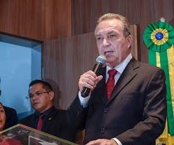 O meu projeto político é o mesmo do governador Flávio Dino afirma Luís Fernando