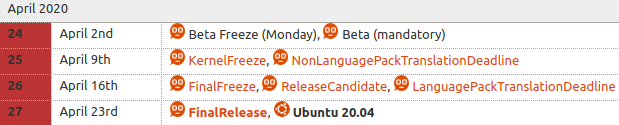 Saiu a versão Beta do Ubuntu 20.04 Focal Fossa - Dicas Linux e Windows