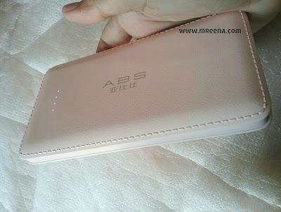 ABS Powerbank Nipis, Ringan Dan Kapasiti Besar