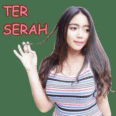 Sticker WhatsApp Keren Raden Revina