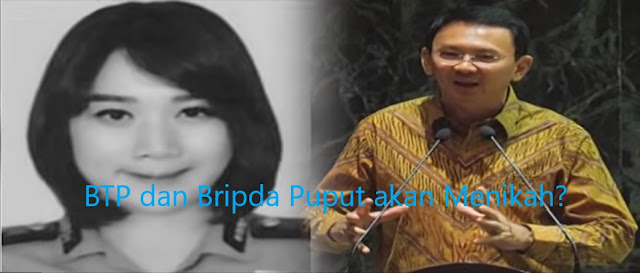 BTP dan Puput Akan menikah?
