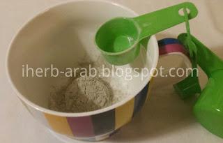 مقدار الطين الهندي