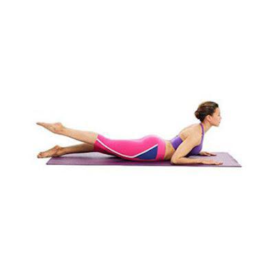 Giảm đau lưng bằng các động tác yoga