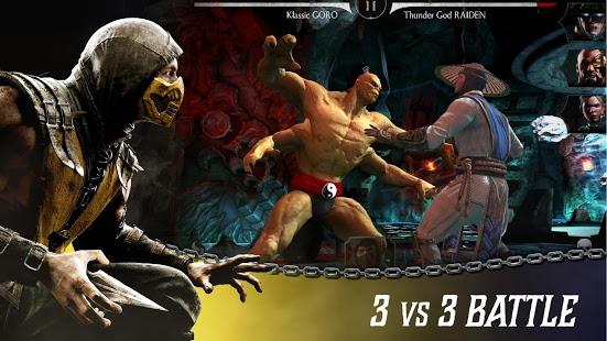 Mortal Kombat X Mod Apk Obb