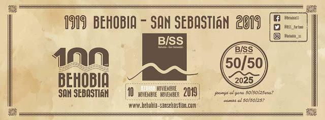 Apertura inscripciones Behobia - San Sebastián 2019 BSS55