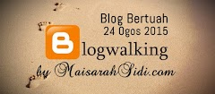 Blog Bertuah 24 Ogos 2015