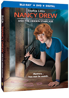 Nancy Drew and the hidden Staircase #ad #giveaway