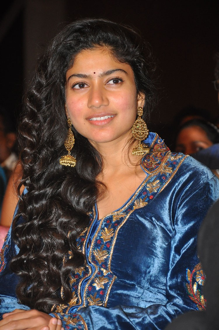 Actress Sai Pallavi Photos At Fidaa Movie Audio Launch