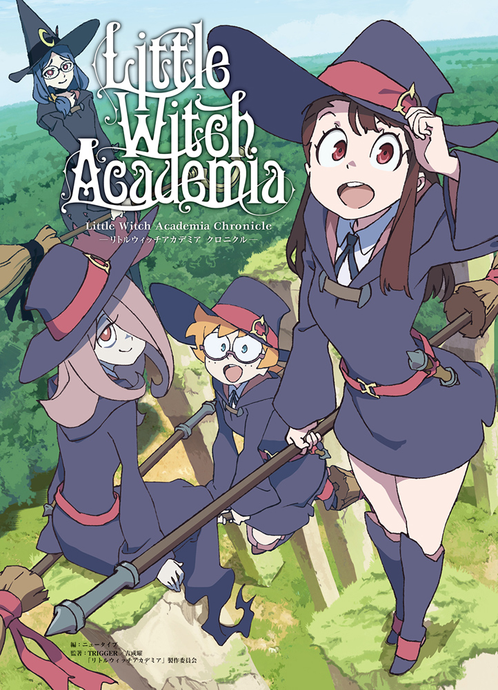 Little Witch Academia (TV) |25/25| |Latino| |BD Ligero| |Mega 1 Link|