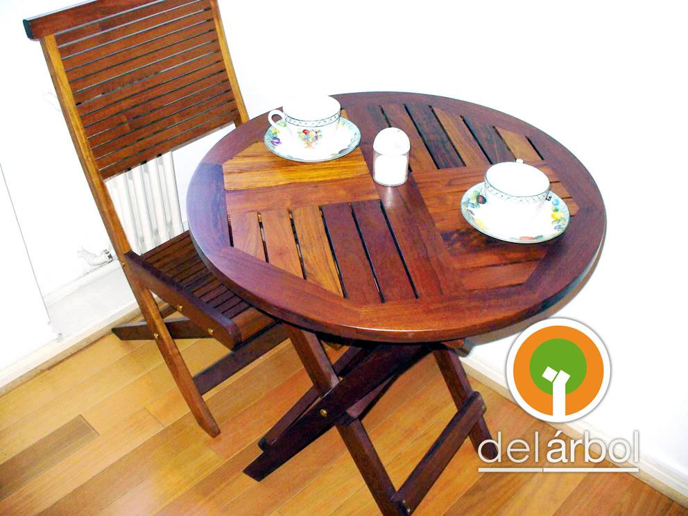 Del arbol f brica de muebles de madera mesa bar for Fabrica de muebles de madera