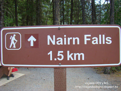 Nairn Falls Canada.Viajando ODV y RCL  http://viajandoodvyrcl.blogspot.mx