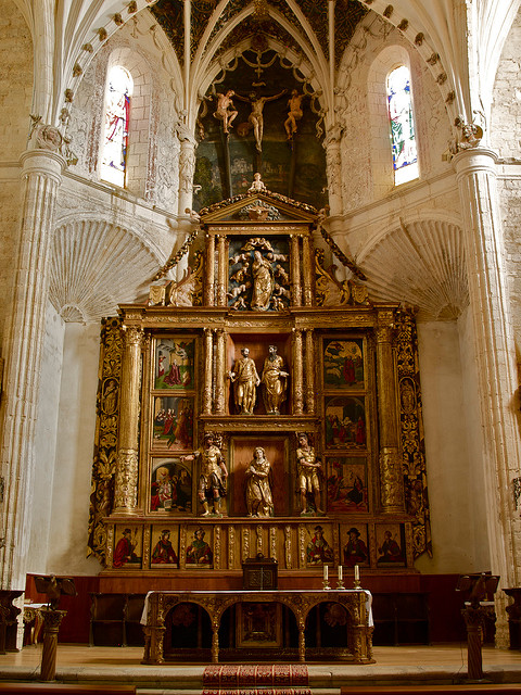 Paredes de Nava (Palencia).