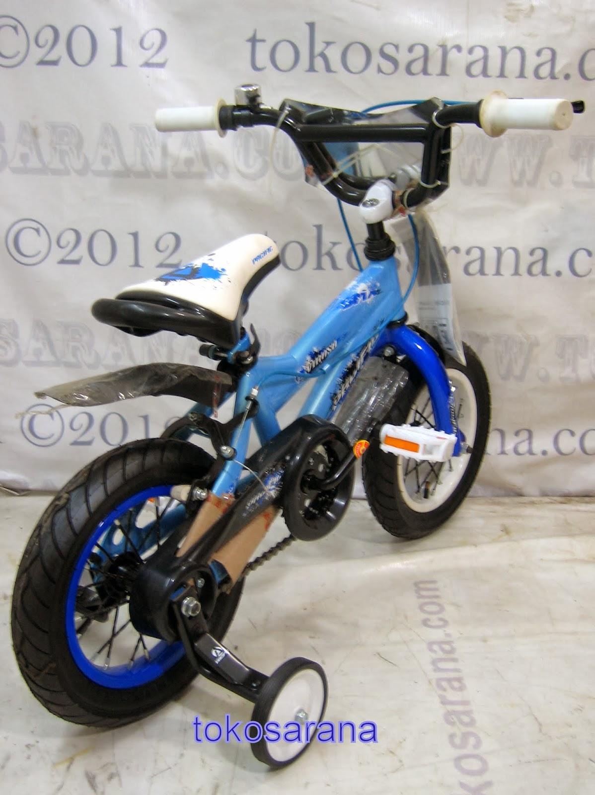 Sepeda Anak Pacific Viroso 12 Inci 4