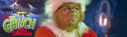 Filem The Grinch - Natal