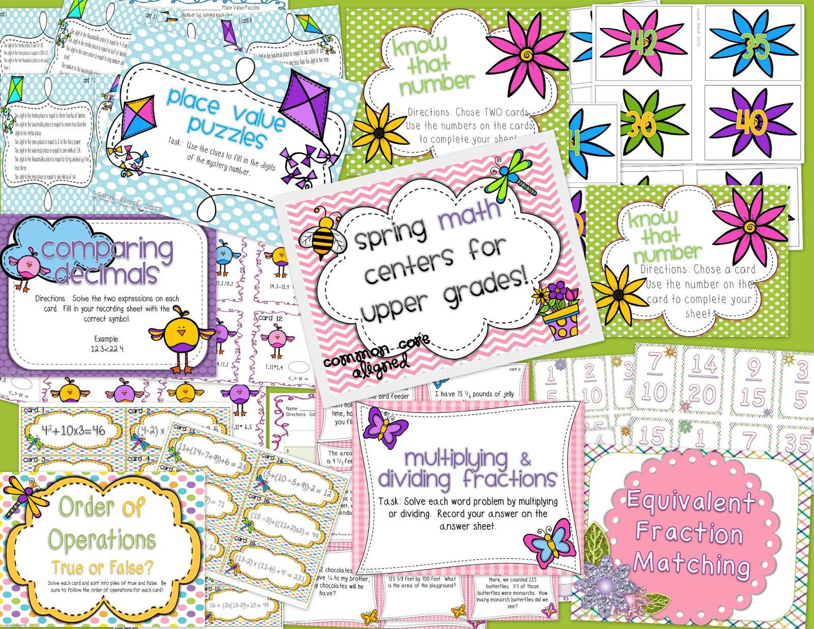 Misskinbk A Fifth Grade Blog Spring Break Woo