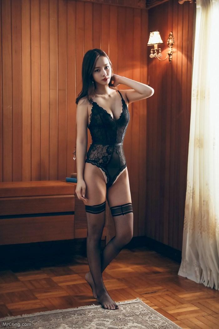 Image Kwon-Soo-Jung-MrCong.com-031 in post Người đẹp Kwon Soo Jung đầy mê hoặc trong bộ sưu tập nội y (134 ảnh)