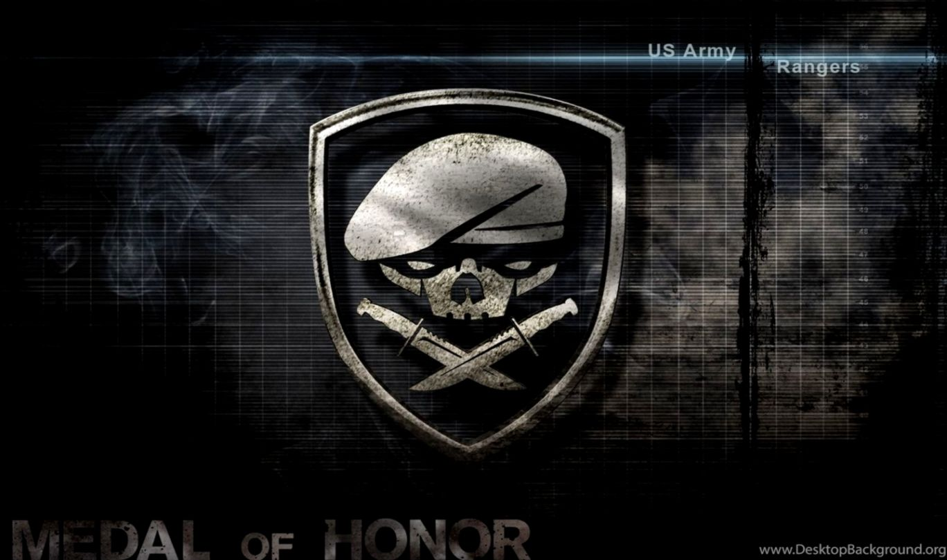 Medal Of Honor Skull Wallpapers Widescreen The Champion