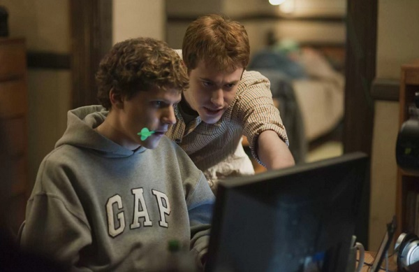 Film Entrepreneurship untuk pengusaha the social network