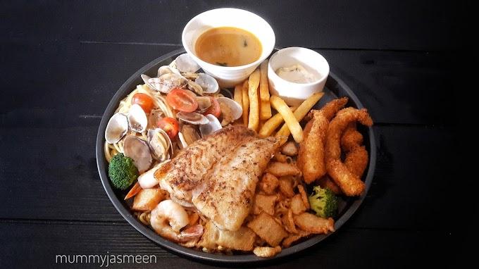 Kedai Makan Sedap Di Cheras : Blue Cafe