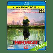 La LEGO Ninjago película (2017) 4K UHD Audio Dual Latino-Ingles