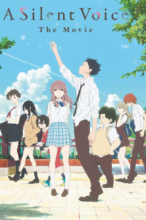 A Silent Voice 2016 Ainme 480p BluRay 350MB With Bangla Subtitle
