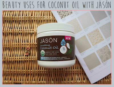 5 Beauty Uses for Coconut Oil with JĀSÖN