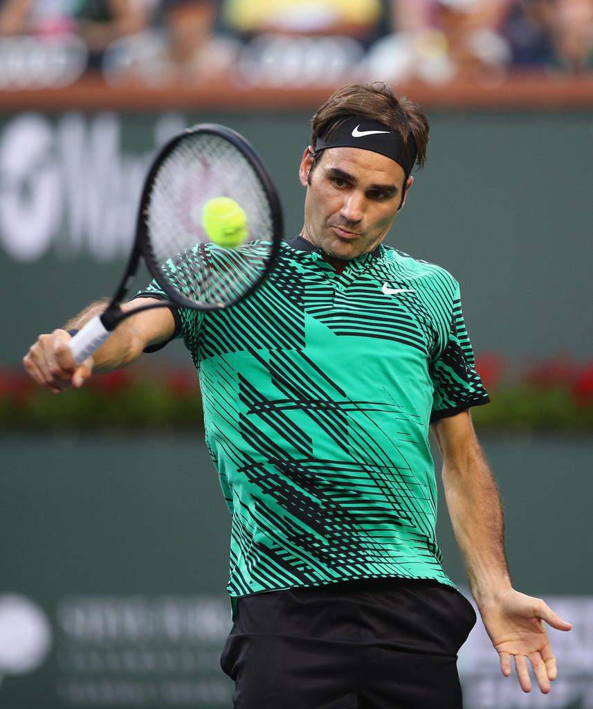 Roger Federer: RANDOM THOUGHTS OF A LURKER: Roger Federer Prevails Over