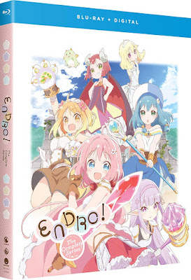 Endro The Complete Series Bluray