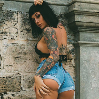 Chica Tatuada de la Semana #3
