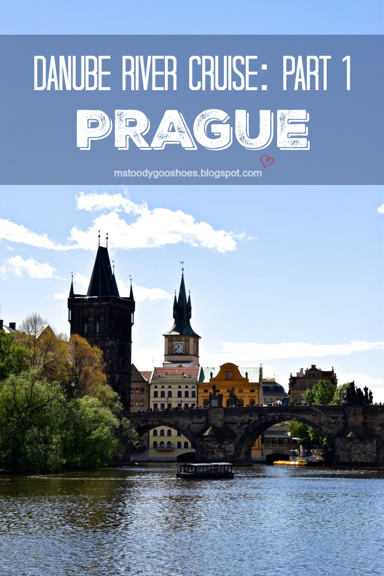 We spent three days in Prague before our Danube River Cruise started. Magnificent city! | Ms. Toody Goo Shoes #prague #danuberivercruise