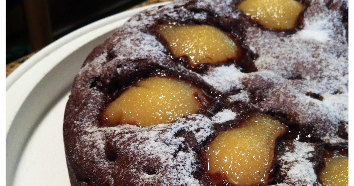 Torsolo di mela torta sciroccata pere e cioccolato for Cucinare definizione